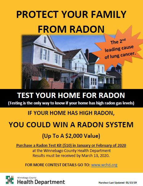 RadonTestingContest