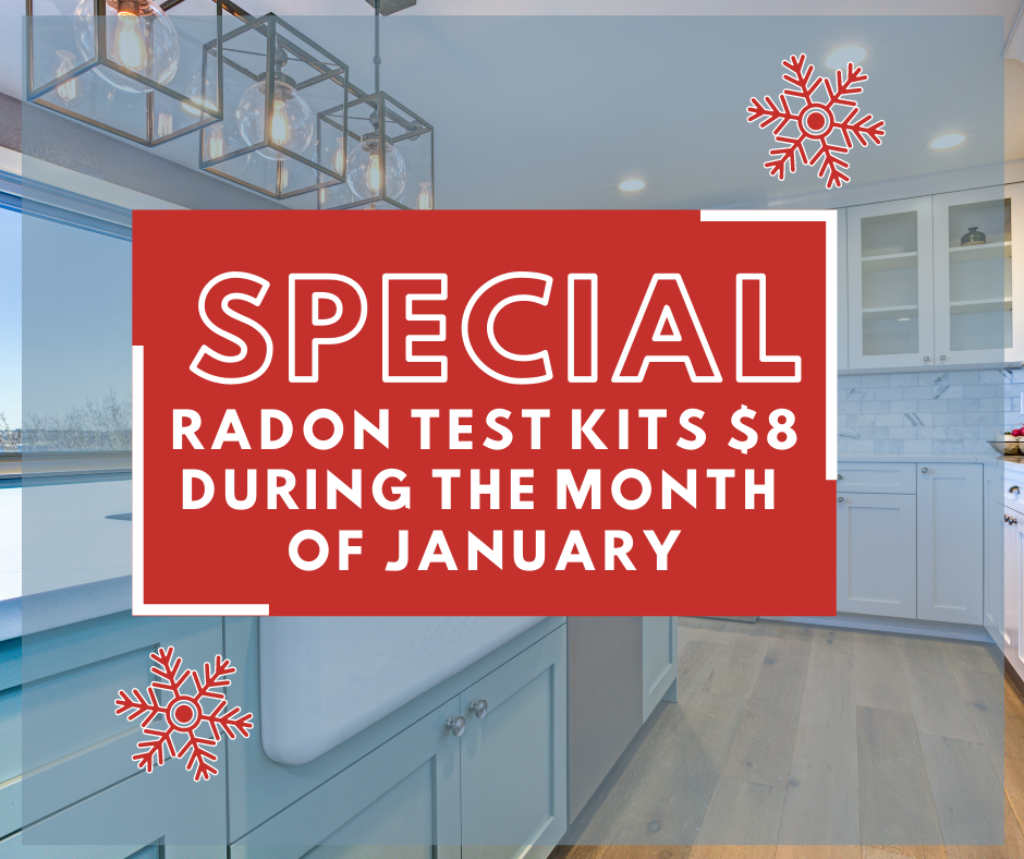 Radon Test Kits 8